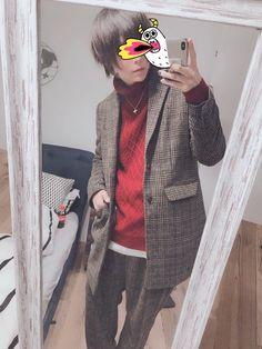 画像 Vocaloid, Life Pictures, Beautiful Voice, Pop Singers, Cute Boys, Suit Jacket, Cute Outfits, Blazer, Stylish