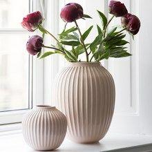 Kähler Hammershøi Vase H250 Rosa