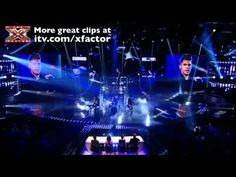 Aiden Grimshaw sings Diamonds are Forever - The X Factor Live show 3 - itv.com/xfactor - YouTube