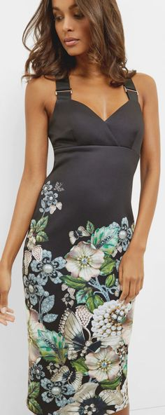 Ted Baker London Bodycon Cocktail Dress