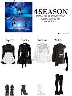 Korean Fashion Kpop, Kpop Fashion Outfits, Korean Street Fashion, Korea Fashion, Stage Outfits, Dance Outfits, Retro Outfits, Stylish Outfits, Cute Outfits