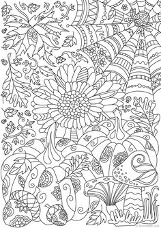 See For Yourself Why We Are So Proud Of Our Adult Coloring Illustrations Originality And Outstanding Quality