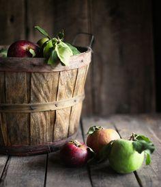 apples by hannah * honey & jam on Flickr.