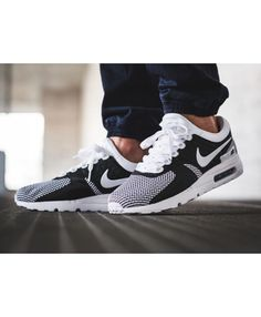 newest collection d3303 6c354 Air Max Zero Essential WhiteObsidianSoar Mens