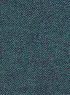 Gorgeous green and purple herringbone Harris Tweed. Dreaming of a straight winter skirt...