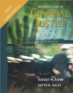 9 best books criminal law images on pinterest criminal law introduction to criminal justice updated edition by robert bohm 525 publication december fandeluxe Image collections