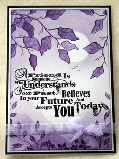 Its Only Words and Florals Create And Craft, Crafts To Make, Art Projects, Projects To Try, Sheena Douglass, Penny Black, Flower Cards, Stampin Up Cards, Cardmaking