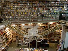 22 most beautiful bookshops in the world