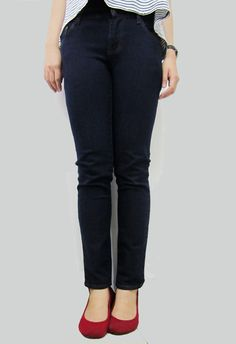 Gaff Denim Long Pantt - #Fashiontastic