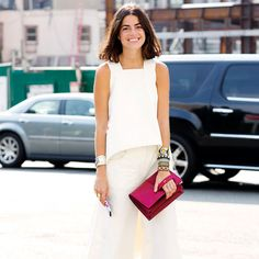 leandra-medine-look-street-style-usando-braceletes-coloridos