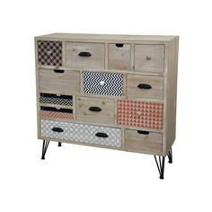 Comoda din lemn de plop si MDF, Loano LO07 #homedecor #interiordesign #inspiration #home Wood Drawers, Small Drawers, 6 Drawer Chest, Chest Of Drawers, Drawer Runners, Bedroom Storage, Wood Construction, Indoor Air Quality, Console