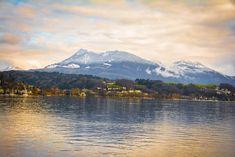 Lucerne to Interlaken by train; a day trip from Zurich