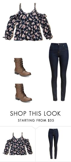 """Untitled #411"" by austynh on Polyvore featuring Hollister Co., Barbour and American Rag Cie"