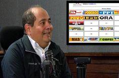 "Anibal Sánchez: ""17 Partidos habilitados para postular candidatos a nivel nacional, se espera por AD y PJ"" Accounting, Waiting, Social Networks, News, Business Accounting"