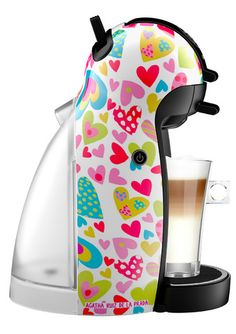 How could you not want this Dolce Gusto machine?