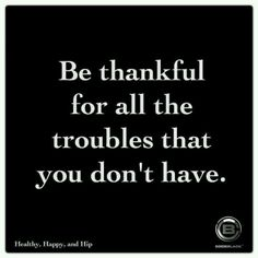 Thankful for daily blessings!