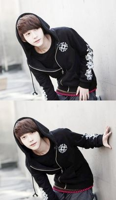 me enamore *-*   Park Hyung Seok