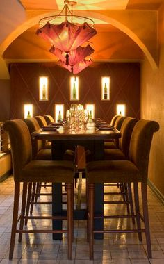 Chef's Private Table, Muse Restaurant, Calgary