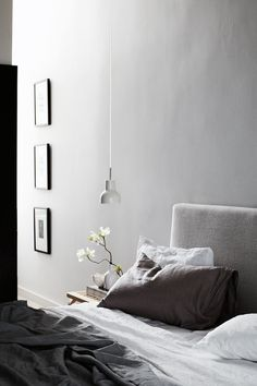 COCOON bedroom design bycocoon.com | bedroom design inspiration | grey colors | interior design | high quality interior design products for easy living | Dutch Designer Brand COCOON