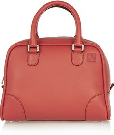 Loewe Amazona 75 small leather tote