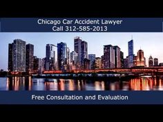 You will need a Chicago accident lawyer if you or a loved one has been injured in an auto accident. The other party's insurance company will try to settle for less than you deserve. Our team of experts have the experience to see that you get the compensation you legally deserve. Call 312-585-2013 in Chicago for a free evaluation.