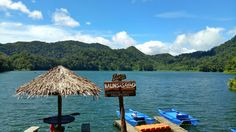 Balinsasayao Twin Lake, Negros