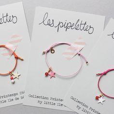 bracelets étoile présentation