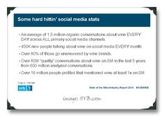 SVB's State Of The Wine Industry 2014 Report Makes Us Look Like Geniuses (And Other Tidbits) on 1WineDude.com