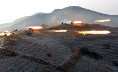 """Coréia do Norte: novo foguete transformará tanques inimigos em """"abóbora cozida"""""""