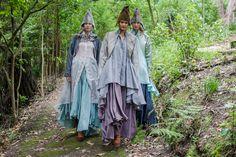 Crusade Collection A/W 2014 Ashley Miella Interview, Kimono Top, Collection, Tops, Women, Fashion, Moda, Fashion Styles, Shell Tops