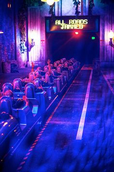 rockin roller coaster.. front row = best seat in Hollywood Studios, or better yet, smooze someone who works there and get to ride in the very front twice, without having to wait to second time.  VIP entrance.