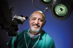 UC Davis ophthalmologist recognized for establishing eye-banking and tissue-donation services