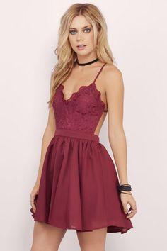 Mila Skater Dress