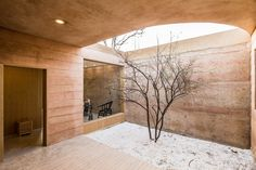 Gallery of Cave House in Loess Plateau / hyperSity Architects - 10