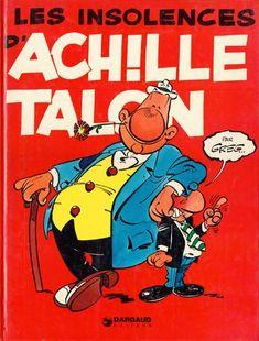 Achille Talon -7- Les insolences d'Achille Talon - BD