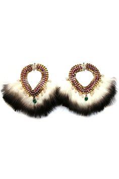 Akong earrings