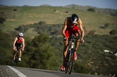 A smart strategy for finishing a hilly bike leg with energy left for the run.