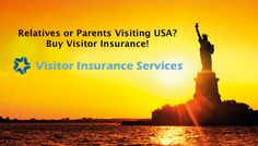 Parents or relatives visiting USA? Buy #visitorinsurance in America, top plans, instant ID on http://www.http://usvisitorinsurance.net or http://www.parentsvisitorinsurance.net