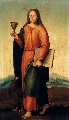 Joan de Joanes - St John the Evangelist - WGA12061.jpg