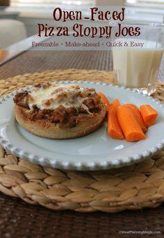 English Muffin Melts on Pinterest | English Muffins, English Muffin ...