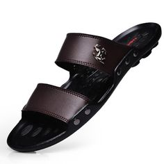 c8a0c417728cf1 Men Beach Sandals Slippers Men Sandals