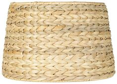 Woven Seagrass Drum Shade 10.5x11x8.5 (Spider) Springcrest https://www.amazon.com/dp/B004F761P2/ref=cm_sw_r_pi_dp_x_JYgLybCX39RPG