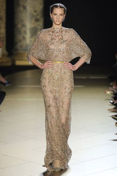 Elie Saab Couture Fall 2012 Photo 1