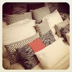 Missoni Home knows how to make a bed.