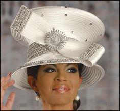 Church Ladies In Hats | Church Hats for women 2012 Fancy Hats Black Women Church ... | My Sty ...