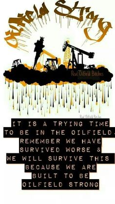 Looking for oilfield jobs? We're your one stop spot for oilfield jobs, oilfield news, oilfield learning and more. Oilfield Quotes, Oilfield Trash, Oilfield Wife, Way Of Life, The Life, Oil And Gas Magazine, I Love My Hubby, My Love, Petroleum Engineering