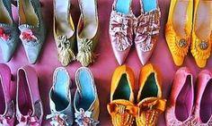 映画マリーアントワネットからの、靴♥  靴って魅力的。なんでなんだろう~
