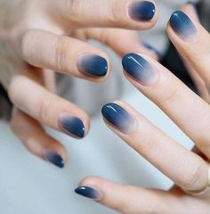 99 Admiring Nail Art Designs Ideas To Try In 2019 How to utilize nail polish? Nail polish on your friend's nails looks perfect, nevertheless you can't appl Gradient Nails, Holographic Nails, Acrylic Nails, Stiletto Nails, Coffin Nails, Galaxy Nails, Rainbow Nails, Cute Nails, Pretty Nails