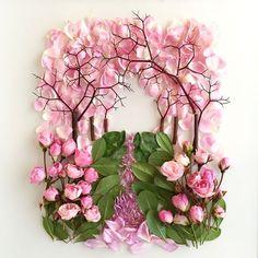 Цветы, обращенные в живопись: tanjand