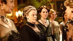 Downton Abbey Incites Vintage Clothing Mania.  If you covet Lady Mary's jet bead necklaces or the Dowager Countess's jaunty chapeaux, you're not alone: A report claims that cigarette holders, feathered hats and fascinators are in demand, thanks to Downton Abbey.
